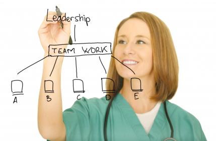 Nursing Leadership Photo