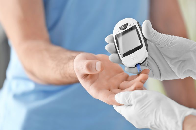 Diabetes Wound Care Photo
