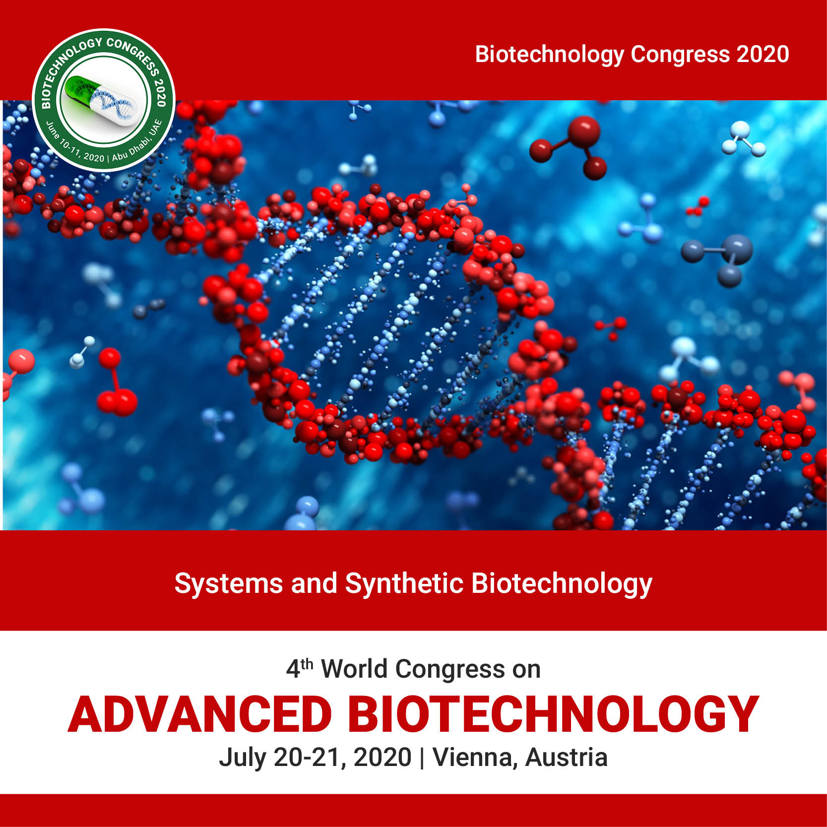 Systems and Synthetic Biotechnology Photo