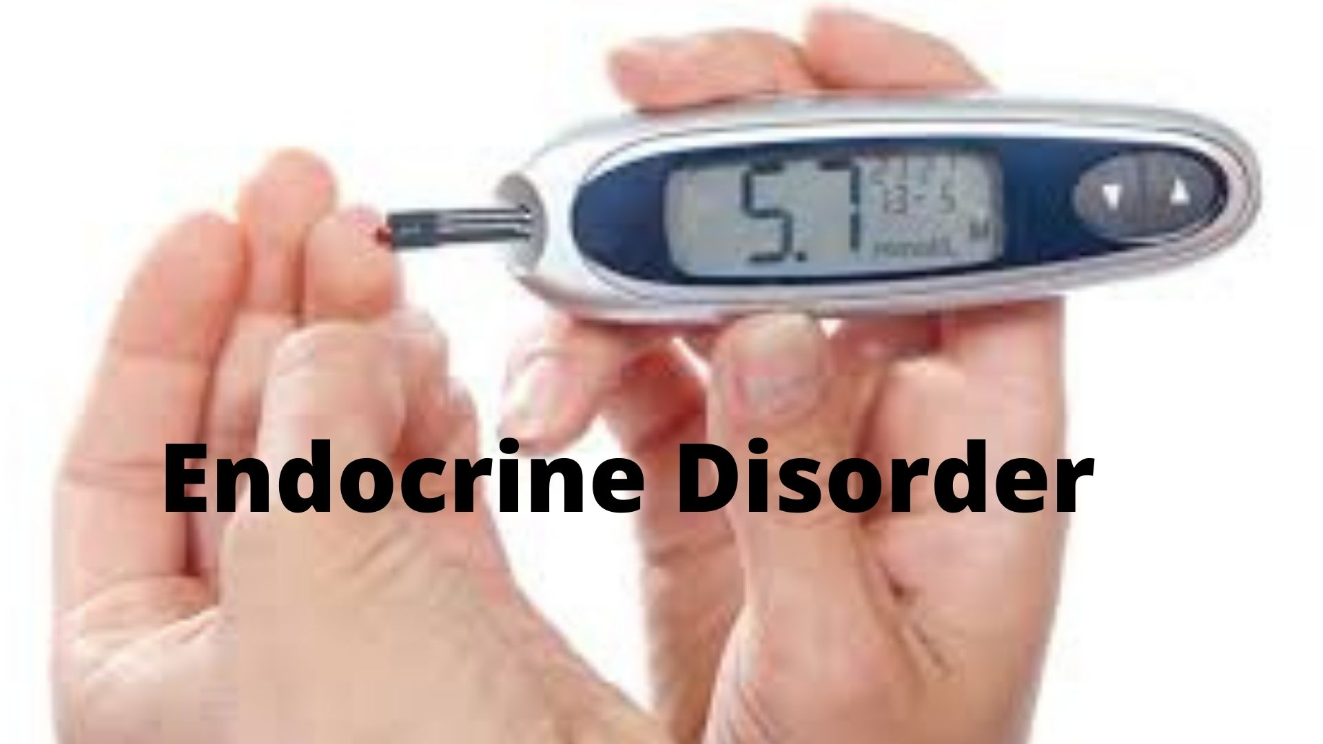 Endocrine Disorder Photo