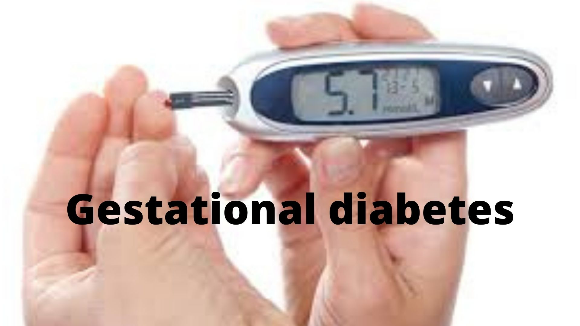 Gestational diabetes Photo