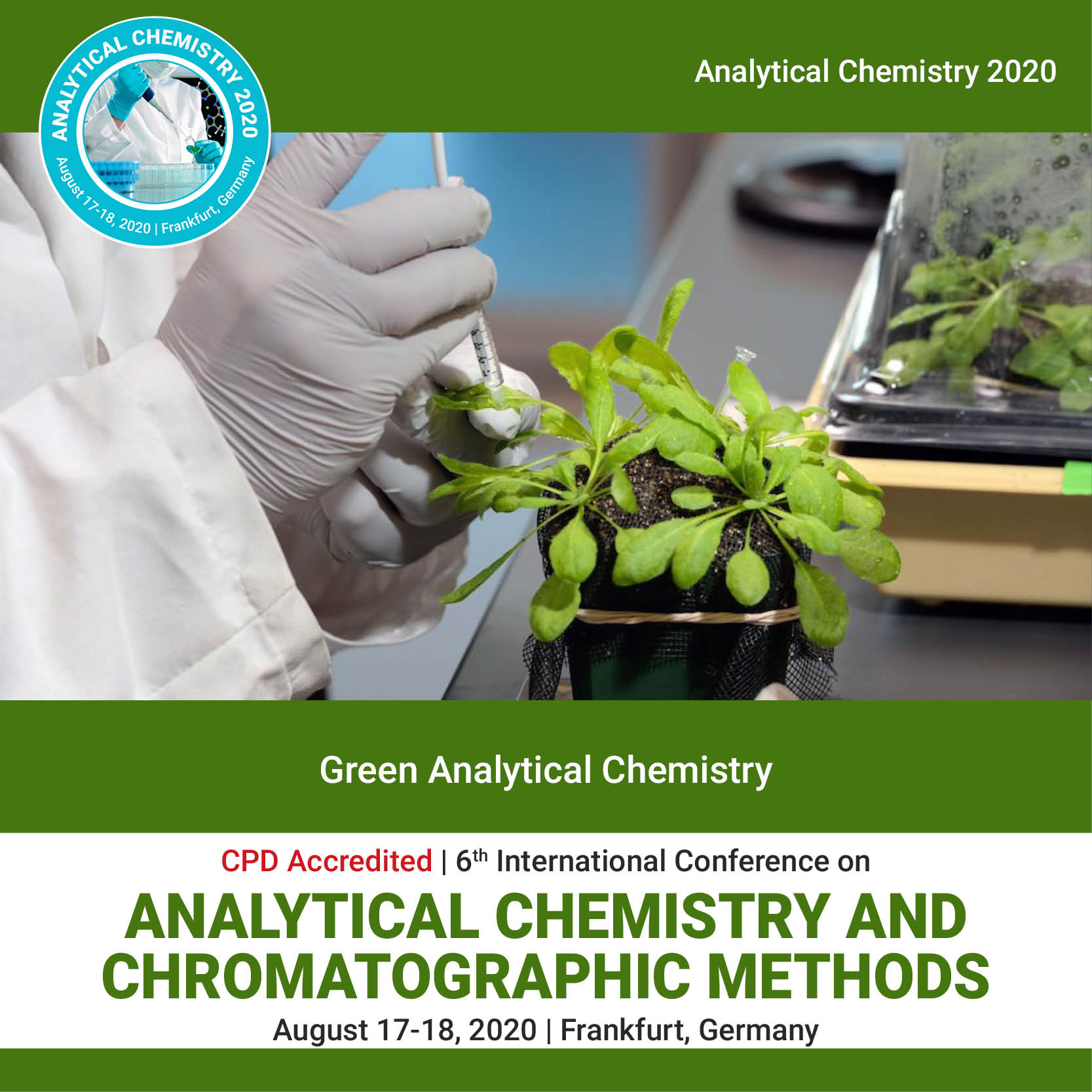 Green Analytical Chemistry Photo