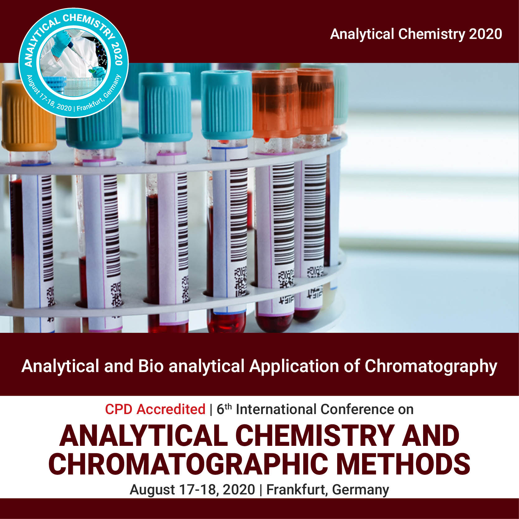Analytical and Bio analytical Application of Chromatography Photo