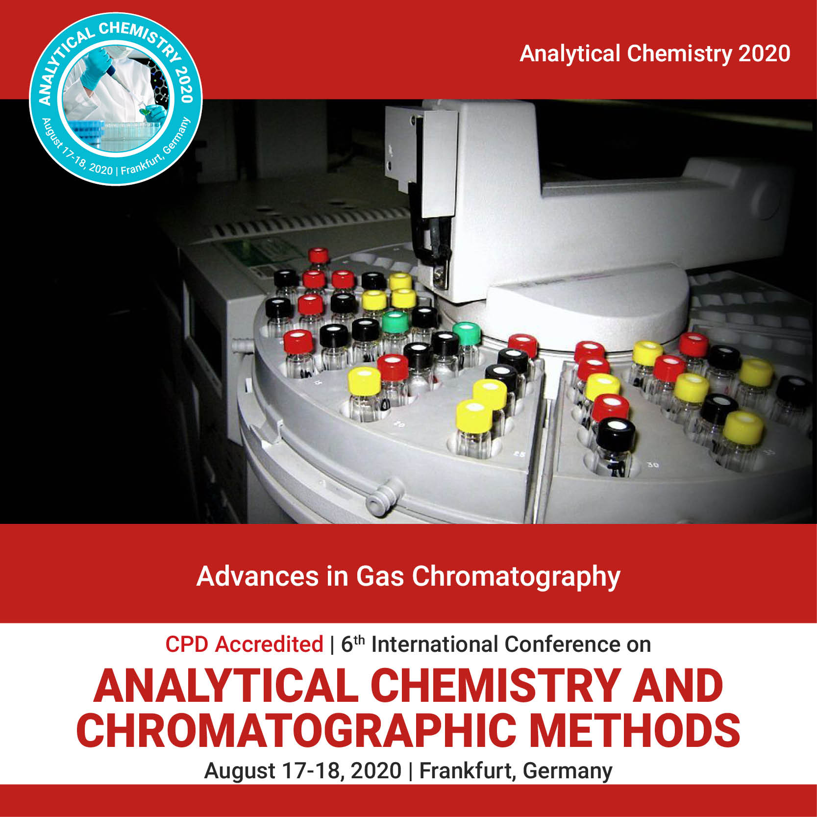 Advances in Gas Chromatography Photo