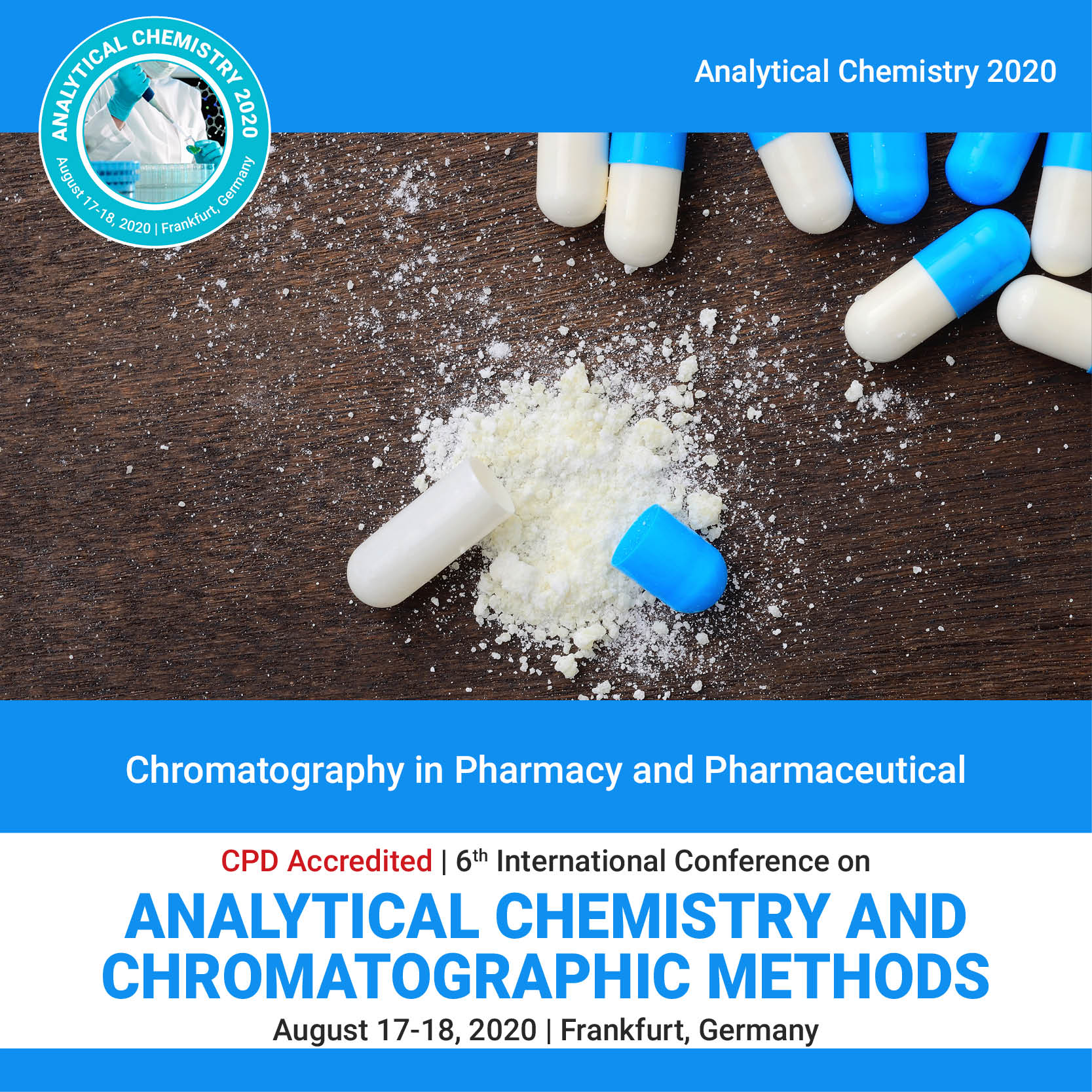Chromatography in Pharmacy and Pharmaceutical  Photo