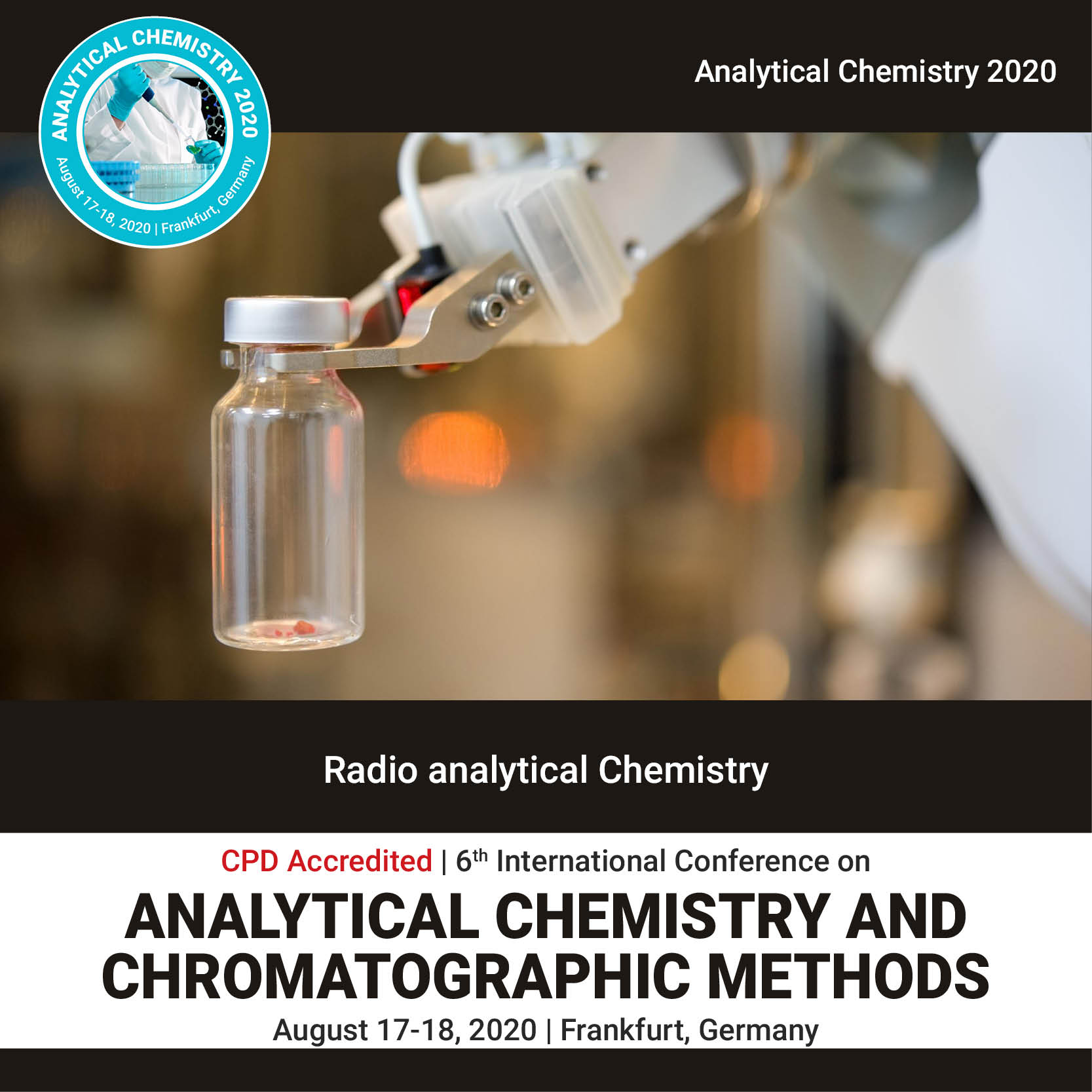 Radio analytical Chemistry Photo