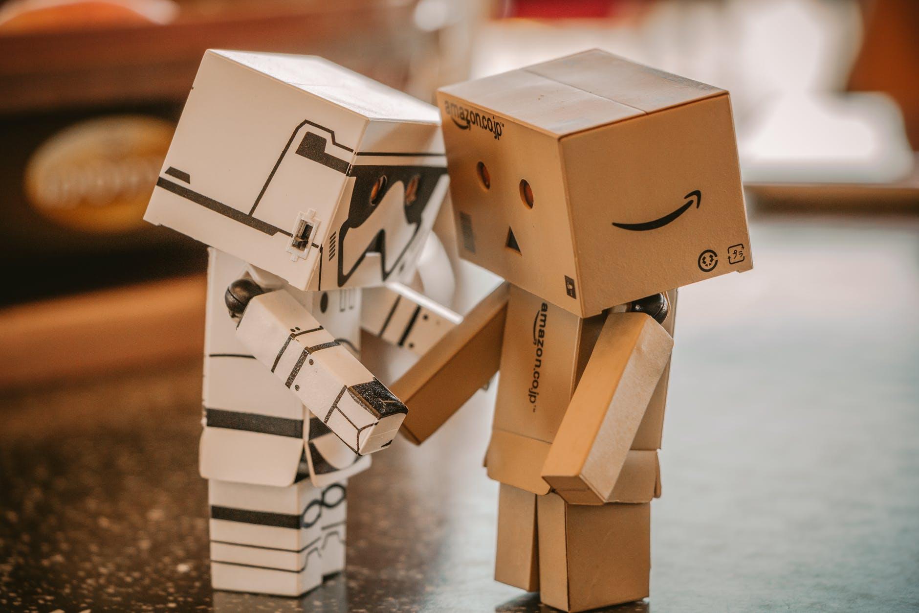 Big Data and Robotics Photo