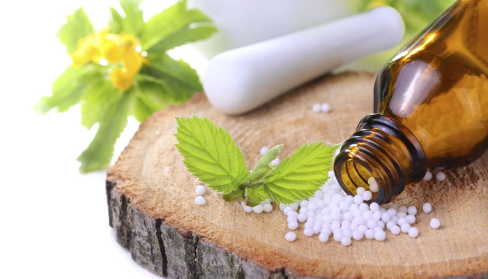 Homeopathic Medicine Photo