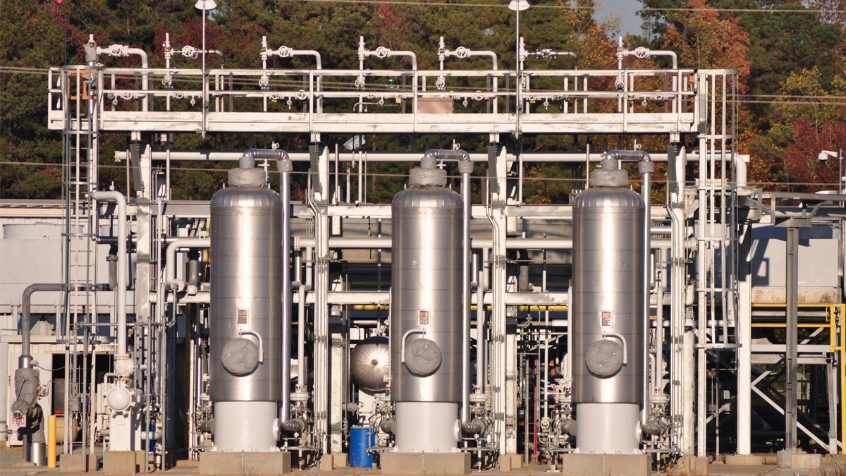 Midstream process Photo