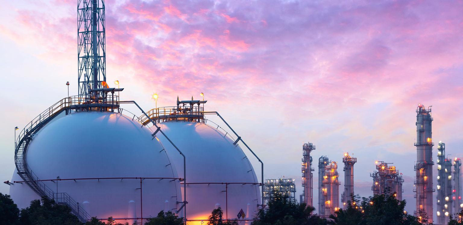Oil and gas industry  Photo