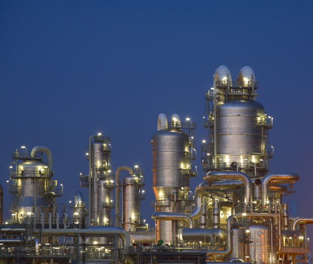 Petroleum refining  Photo