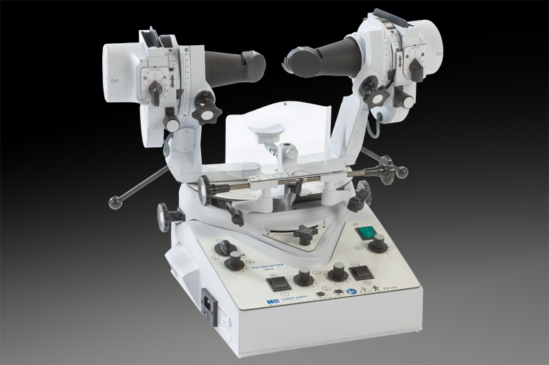 Orthokeratology and Orthoptics  Photo
