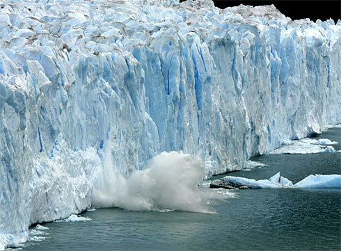 Glaciers and Water Resources Photo