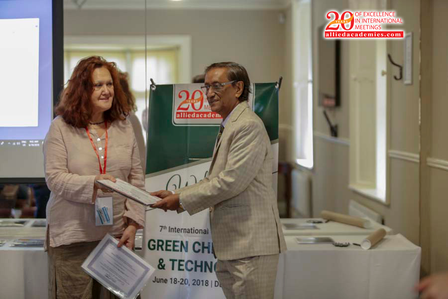 Euro Green Chemistry 2018 Photos