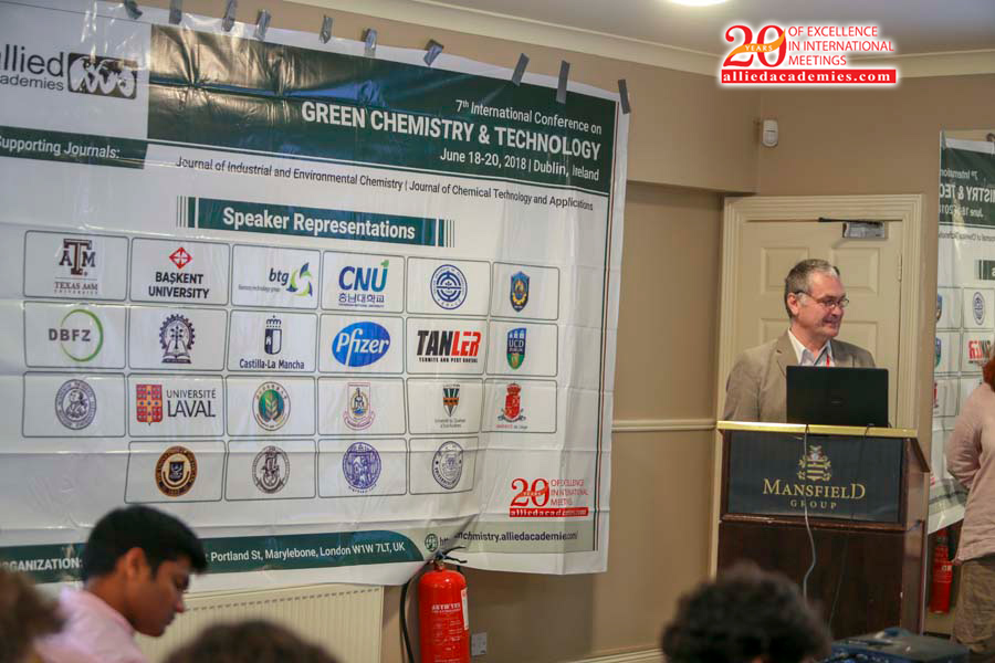 Euro Green Chemistry 2018 Photos
