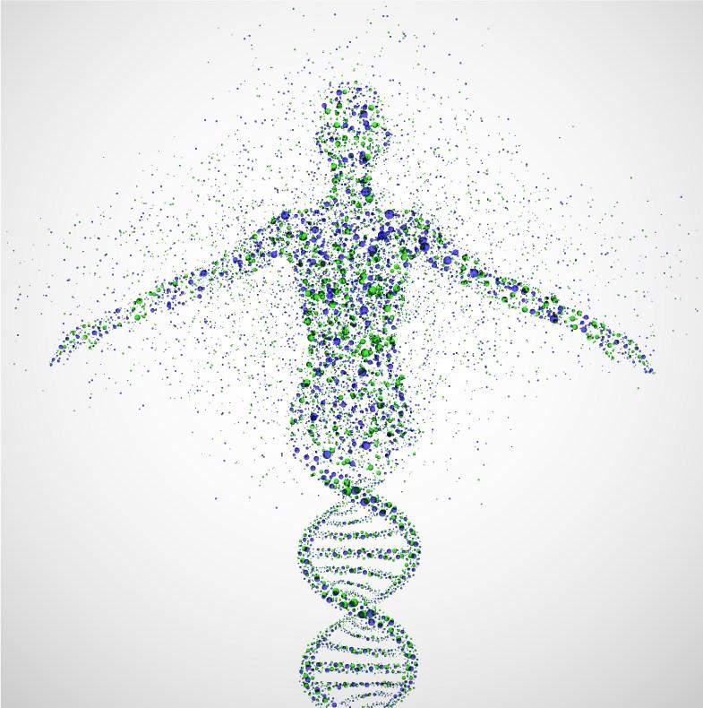 Genomics and Proteomics Photo