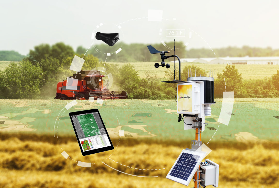 Precision Farming Photo
