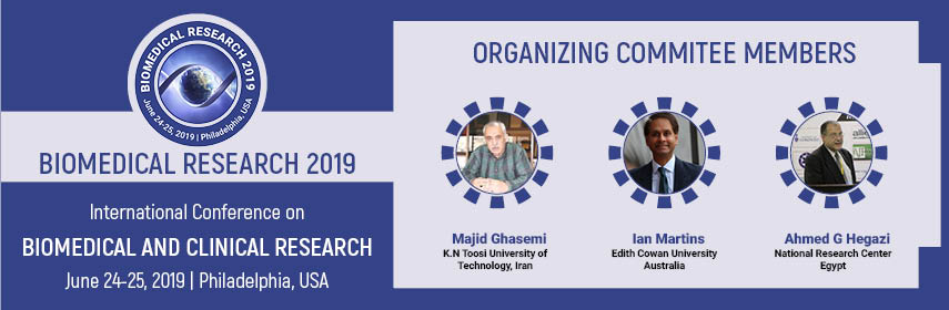 Biomedical Conferences 2019 | Biomedical | Clinical