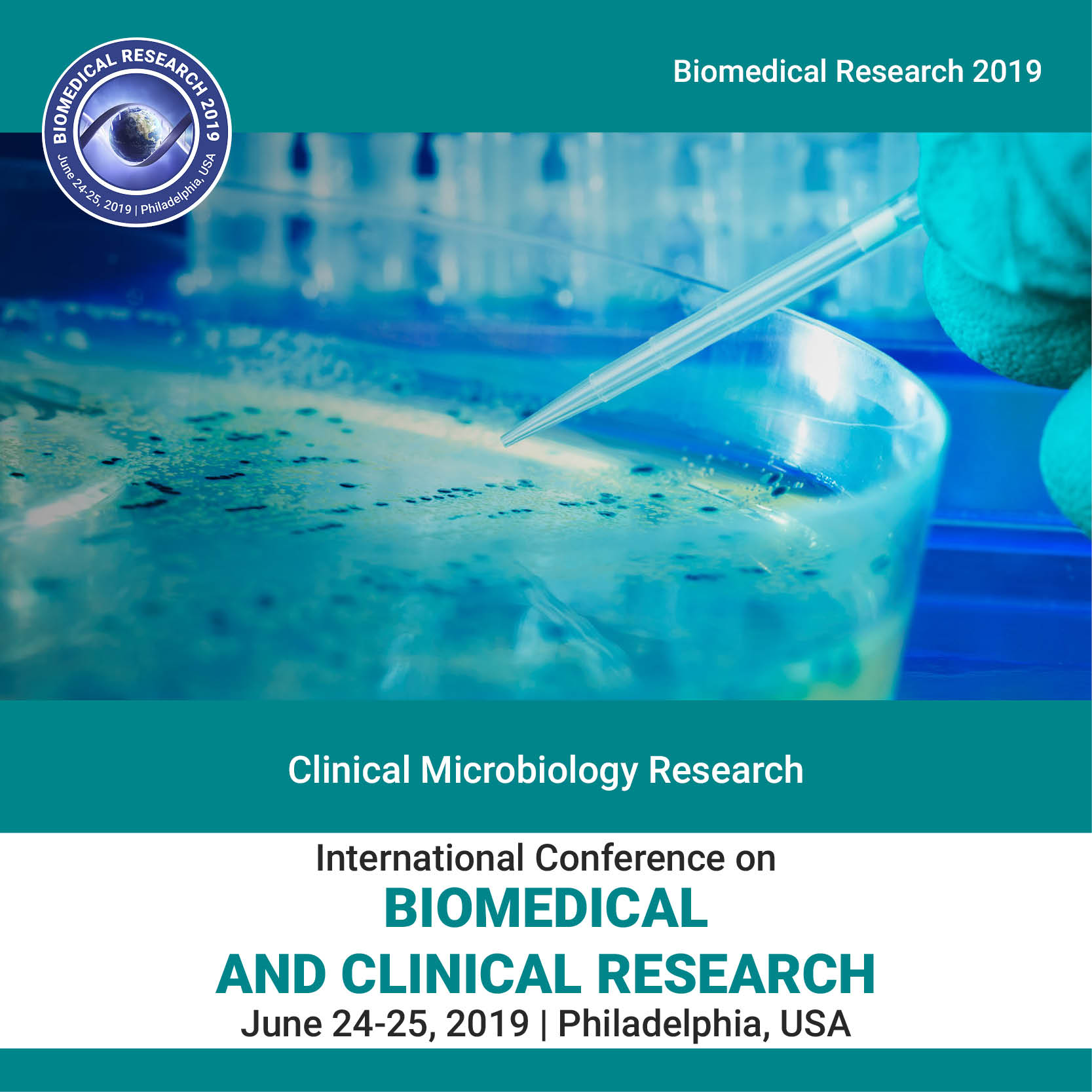 Clinical Microbiology Research Photo