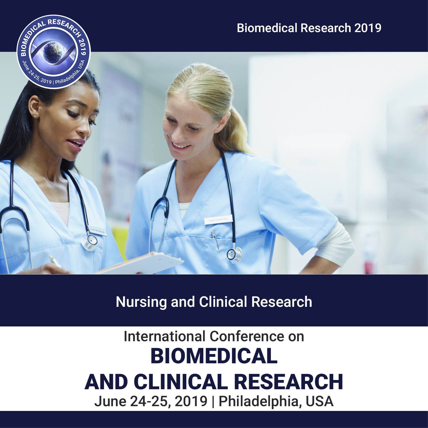 Nursing and Clinical Research Photo