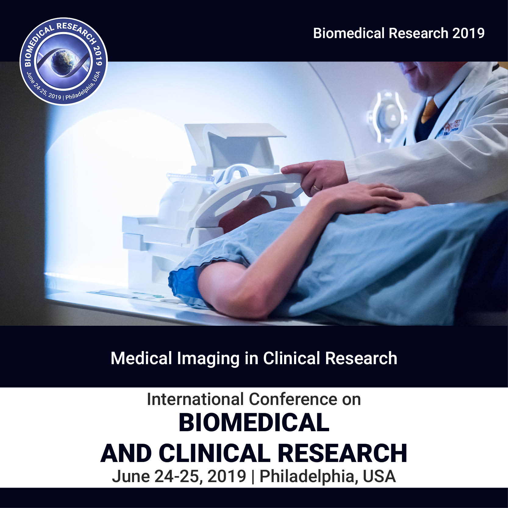 Biomedical | Clinical | Research | 2018 | Conference | USA | Meeting