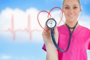Cardiac Nursing and Healthcare Photo