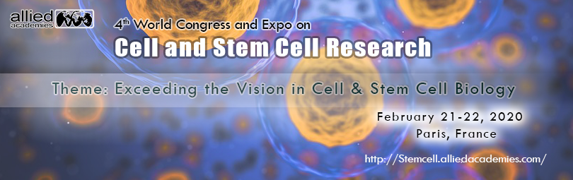 Stem Cell Conference | Cell Biology Conference | Stem Cell