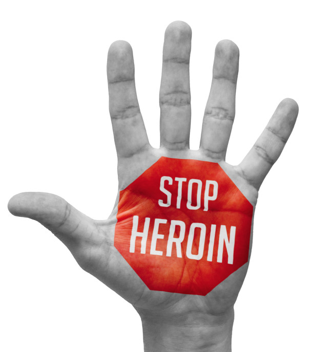 Warm and cold turkey treatment for heroin rehabilitation Photo