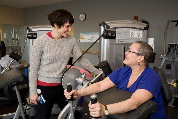 Oncology Rehabilitation Photo