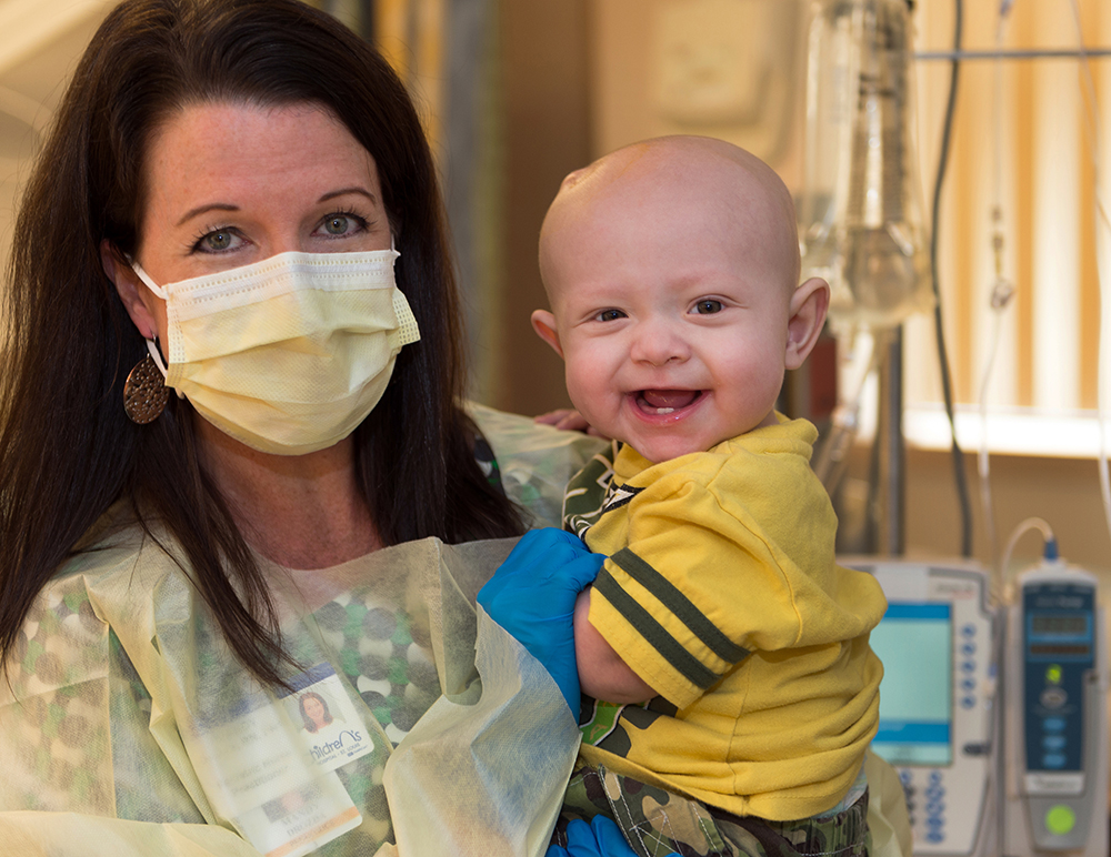 Oncology Nursing Photo