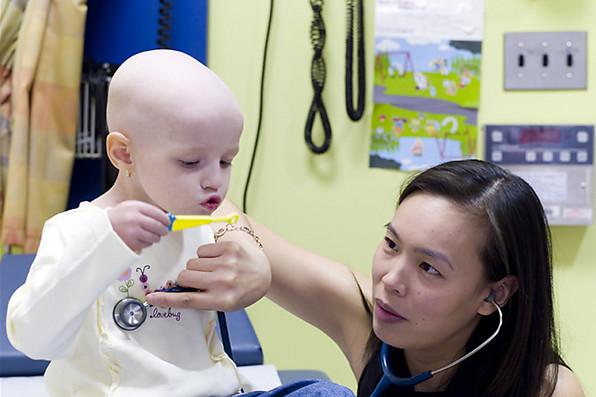 Pediatric Oncology Photo
