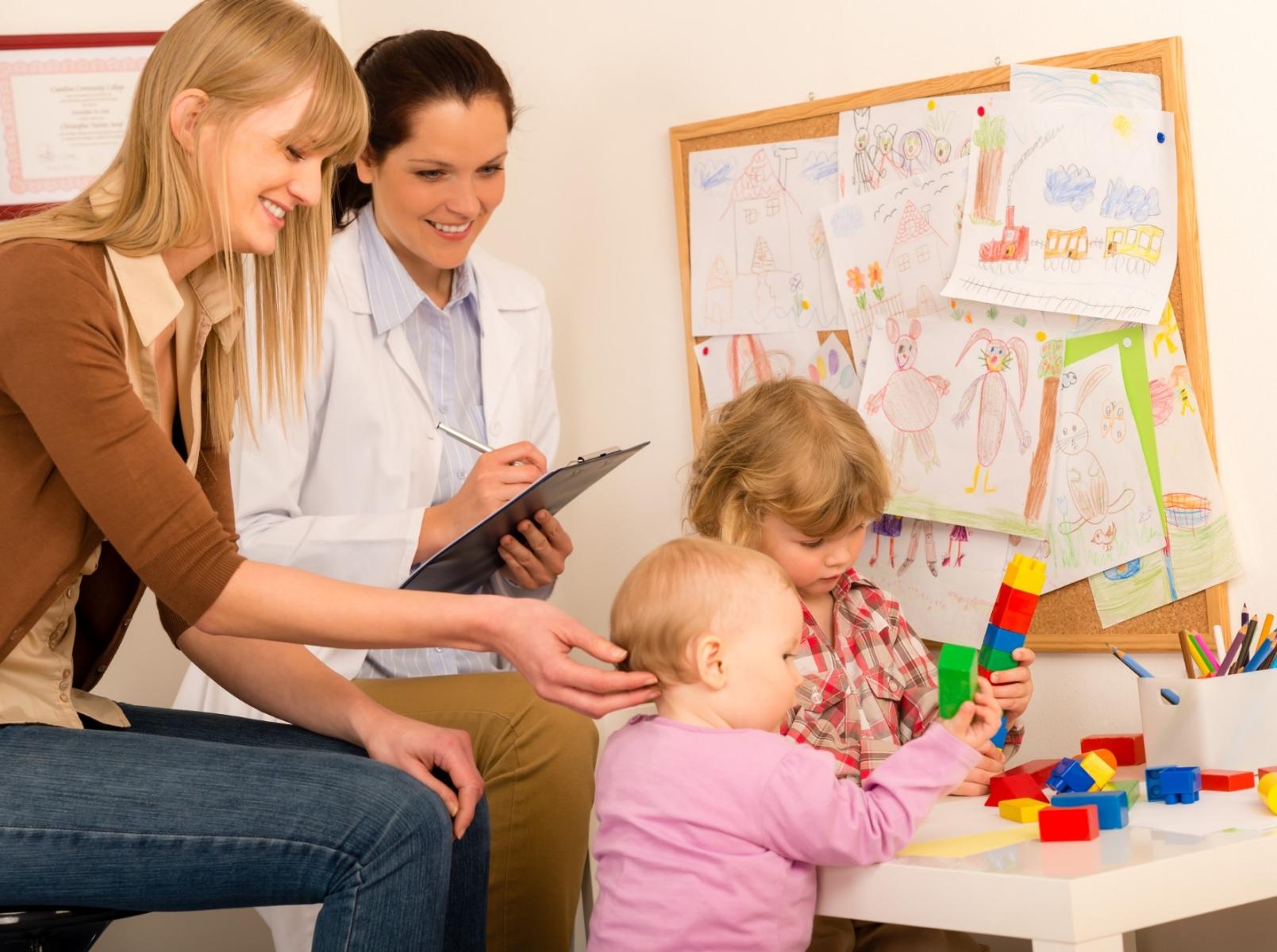 Pediatric Pulmonology Photo