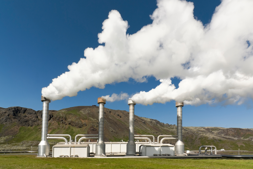 Geothermal Energy Photo