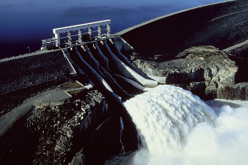 Hydro Power Photo