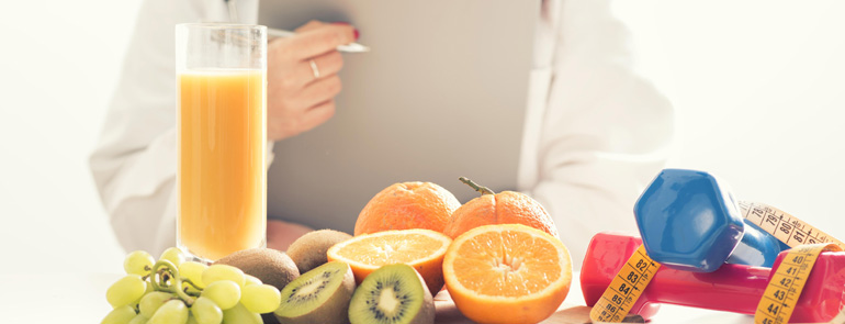Probiotic nutrition Photo
