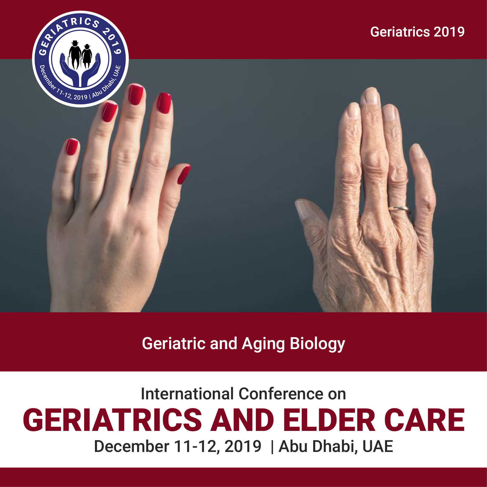 Geriatric and Aging Biology Photo