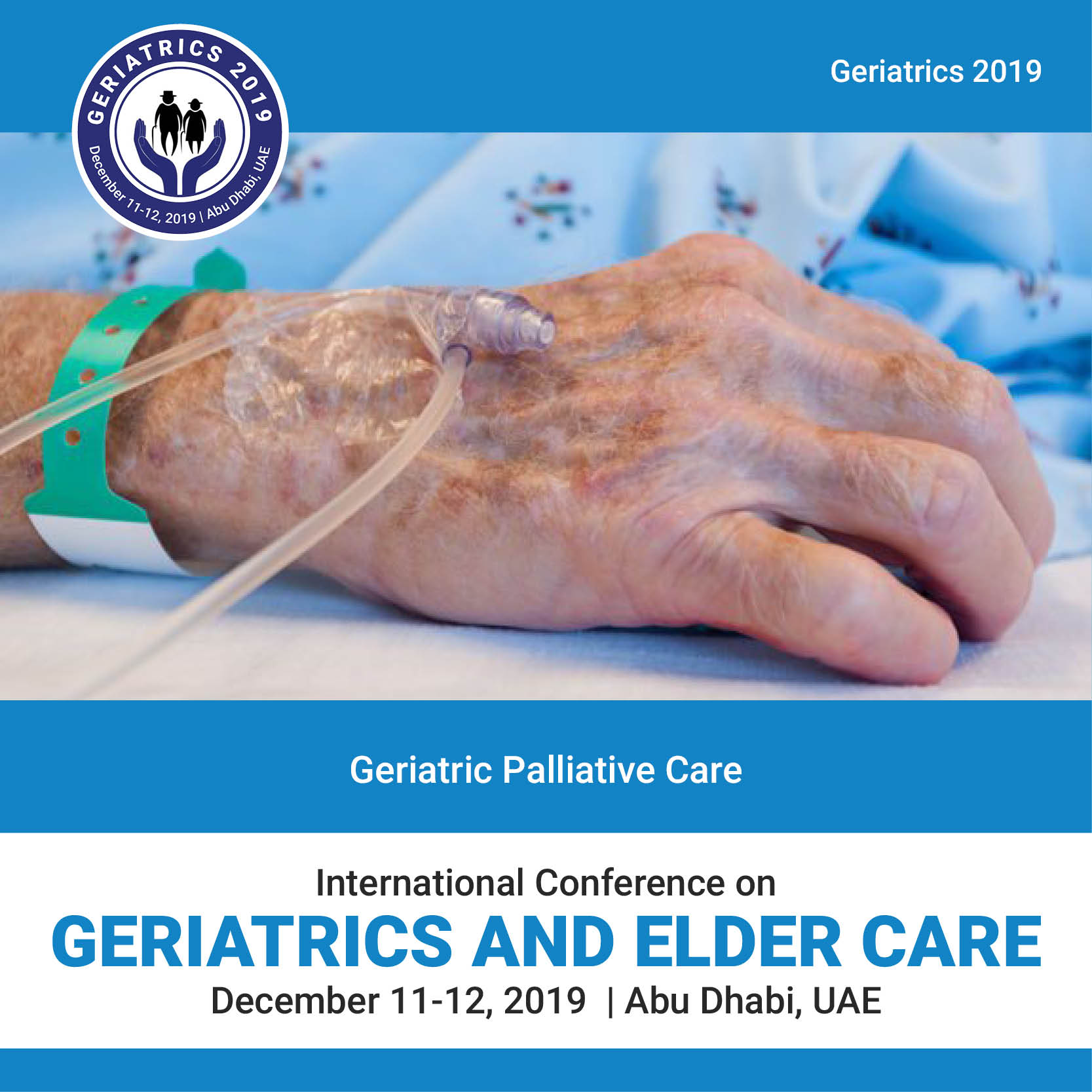 Geriatric Palliative Care Photo