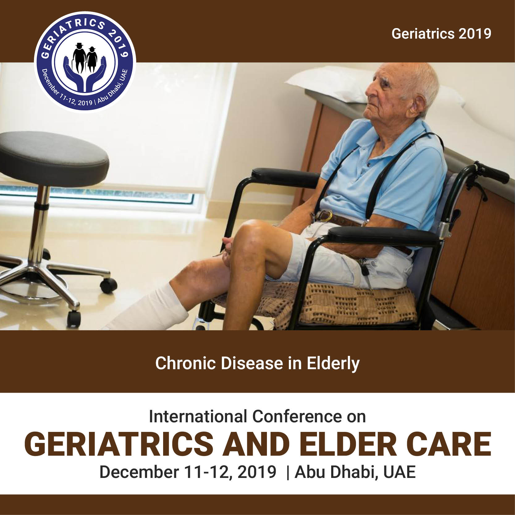 Chronic Disease in Elderly Photo