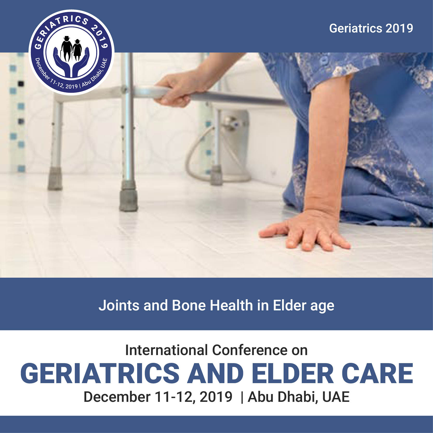 Joints and Bone Health in Elder age Photo