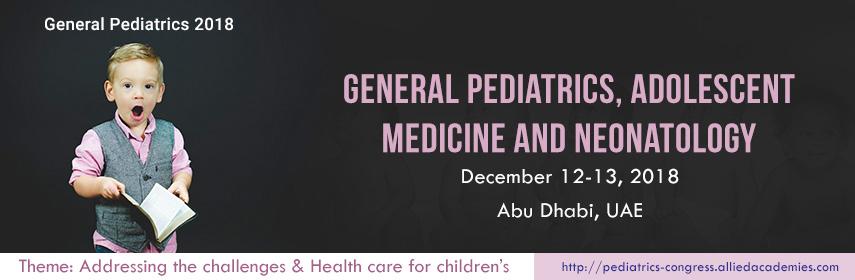 Pediatrics | Neonatology | Conferences | Congress | Meetings | USA