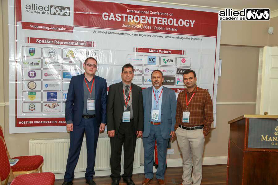 Gastroenterology | Conferences | Gastro Congress 2018