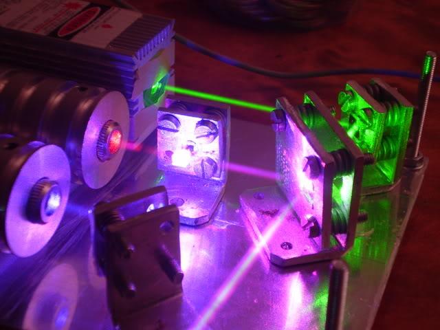 Laser System Photo