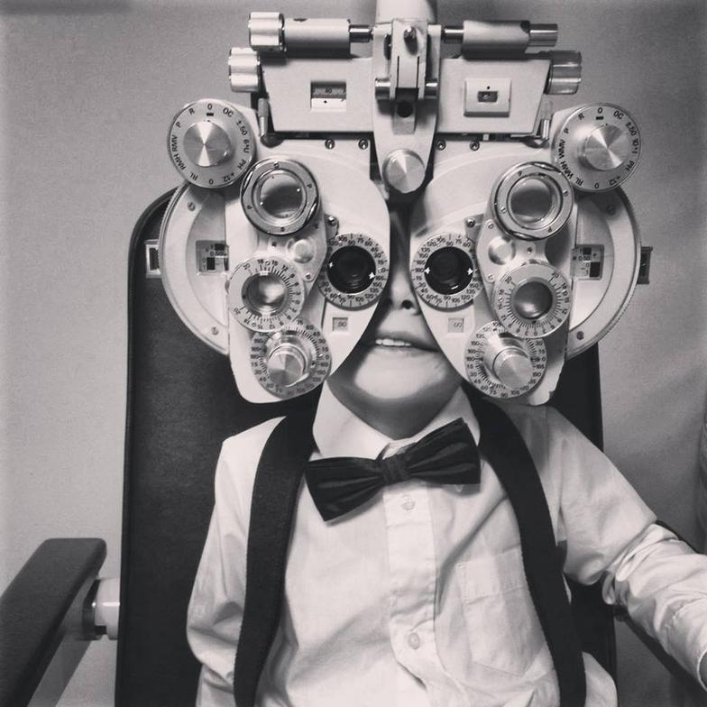 Pediatric Optometry Photo