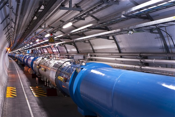 Colliders and Particle Accelerators Photo
