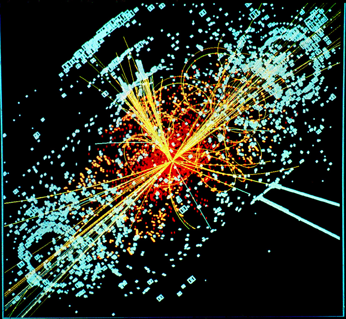 Particle Physics Photo