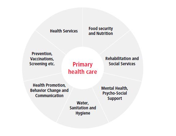 Primary Healthcare Nursing Photo
