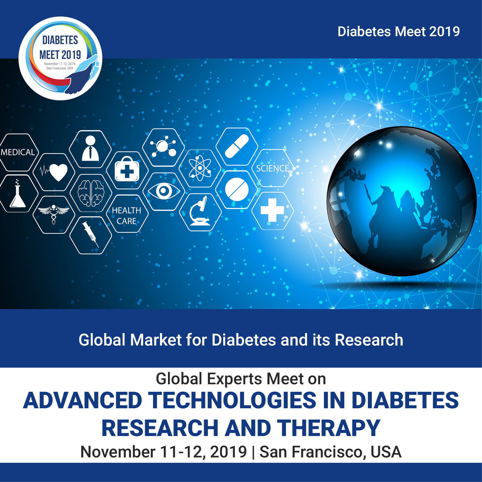 Global Market for Diabetes and its Research Photo