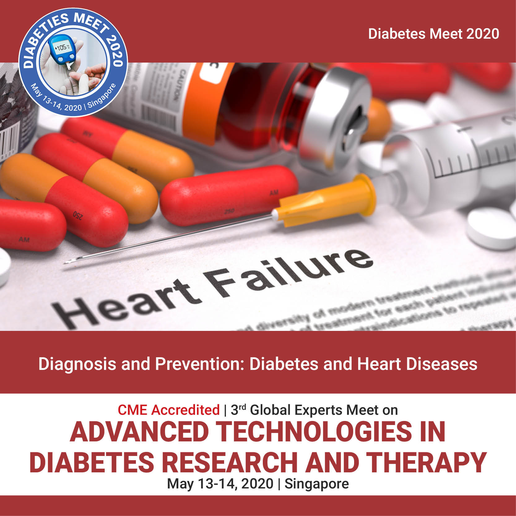Diagnosis and Prevention: Diabetes and Heart Diseases Photo