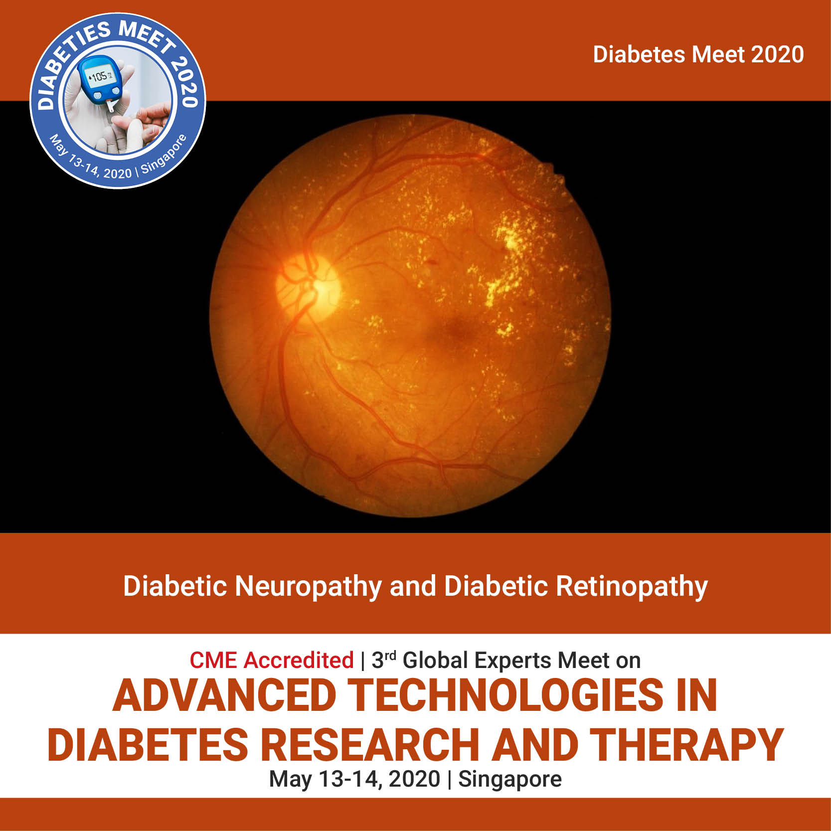 Diabetic Neuropathy and Diabetic Retinopathy Photo