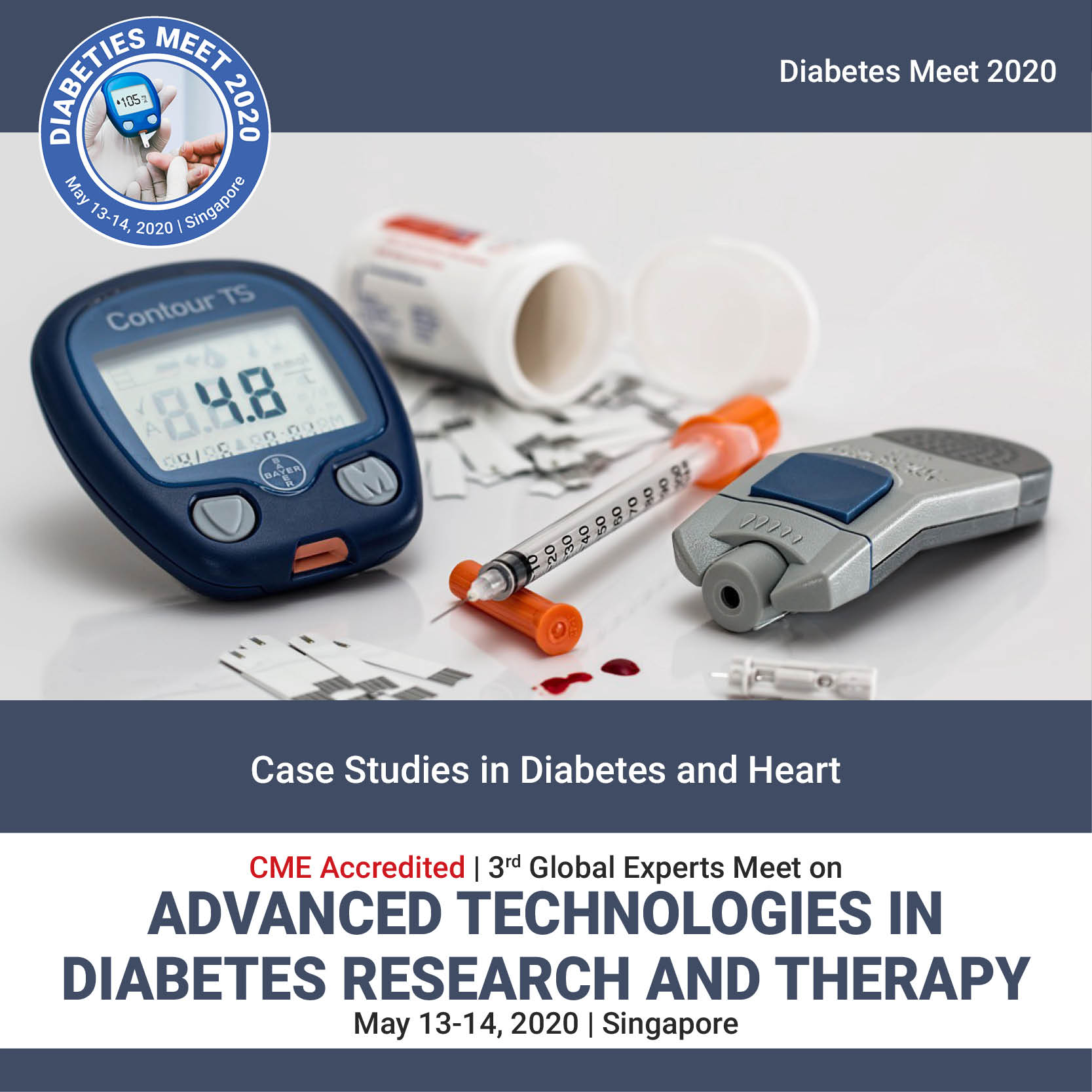 Case Studies in Diabetes and Heart Photo